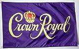 Crown Royal Beverage Flag 3' X 5' Deluxe Indoor Outdoor Banner