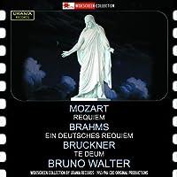 Mozart/ Requiem, Brahms/ Ein Deutsches Requiem