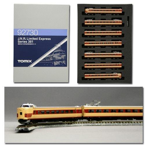 Series 381 Limited Express Train (Basic Set)