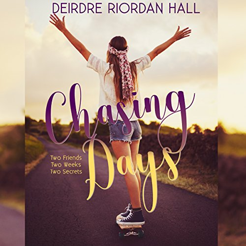 Chasing Days audiobook cover art