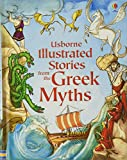 ILLUSTRATED STORIES GREEK MYTHS (Illustrated Story Collections)