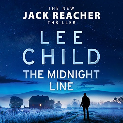 The Midnight Line audiobook cover art