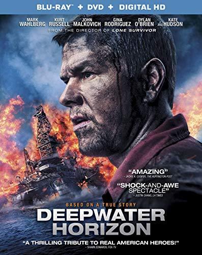DEEPWATER HORIZON - DEEPWATER HORIZON (2 Blu-ray)