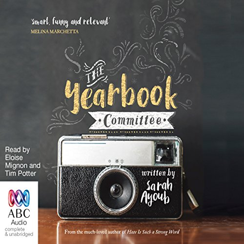 The Yearbook Committee audiobook cover art