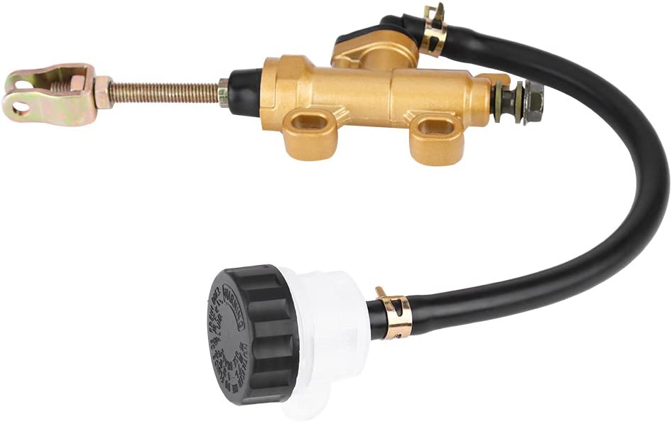Motorcycle Rear Brake Pump Master Kit Hydrau Universal Cylinder Manufacturer regenerated product Finally popular brand