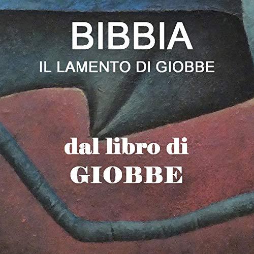 Lamento di Giobbe audiobook cover art