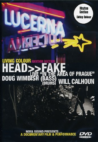 Head Fake - Live: In the Arena of Prague