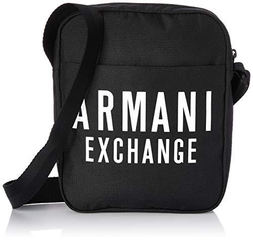 AX Armani Exchange Bolso 952257 - Negro, U