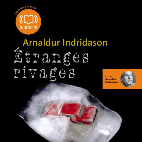 Etranges rivages audiobook cover art