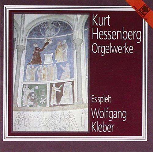 Kurt Hessenberg-Orgelwerke