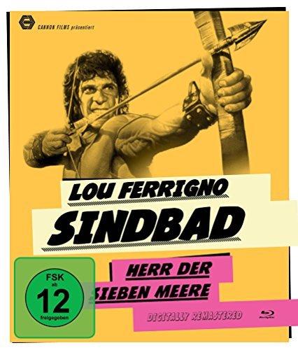 Sindbad - Herr der Sieben Meere / Sinbad of the Seven Seas ( ) (Blu-Ray)