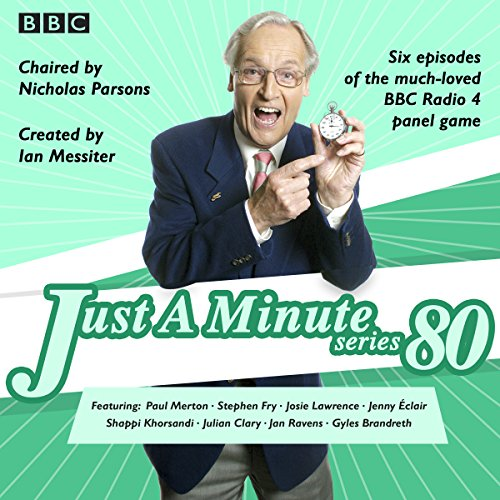 Couverture de Just a Minute: Series 80