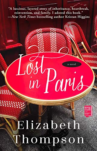 Lost in Paris by [Elizabeth Thompson]