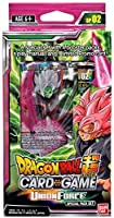 Dragon Ball Z Super Union Force TCG Special Pack English Card Game - 4 boosters + Promo! [並行輸入品]
