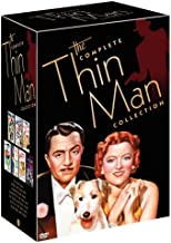 The Complete Thin Man Collection: (The Thin Man / After the Thin Man / Another Thin Man / Shadow of the Thin Man / The Thin Man Goes Home / and more)