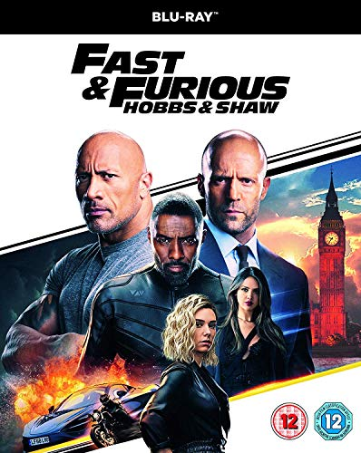 Fast & Furious Presents Hobbs & Shaw (Blu-ray) [2019] [Region Free]