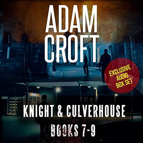 『Knight & Culverhouse Box Set, Books 7-9』のカバーアート