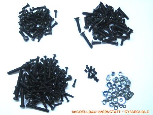 Modellbau-Werkstatt XXL Schrauben-Set Stahl hochfest! Kyosho Scorpion XXL VE EP 1:7