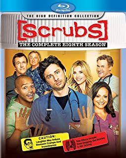 scrubs blue ray