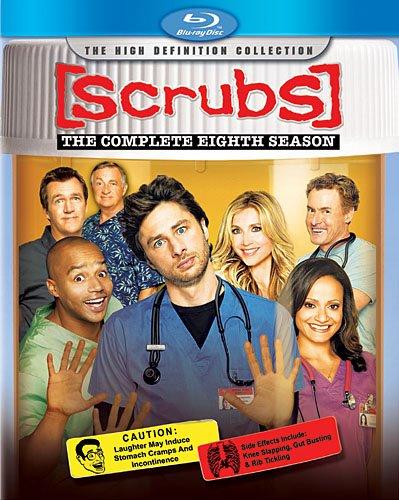 Scrubs: Complete Eighth Season [Blu-ray] [Import]