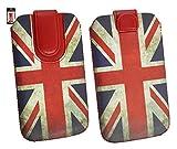 Emartbuy® Vonino Zun XO Smartphone Union Jack Print