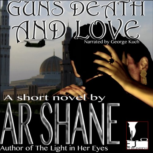 Guns Death and Love audiobook cover art