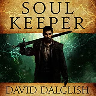 Soulkeeper     The Keepers, Book 1              By:                                                                                                                                 David Dalglish                               Narrated by:                                                                                                                                 Nicholas Tecosky                      Length: 19 hrs and 1 min     2 ratings     Overall 3.5