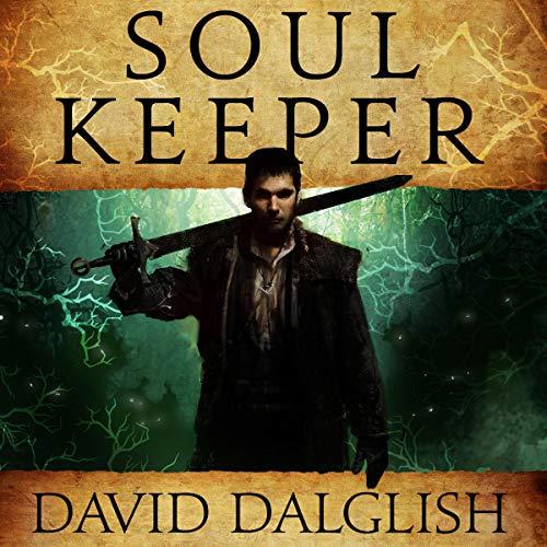 Soulkeeper audiobook cover art