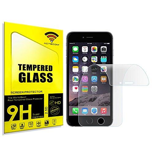 cogac Cristal Templado NANOMETER Flexible Protector Pantalla para iPhone 6S Plus /...
