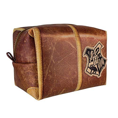 Paladone Hogwarts PP4555HPV2 - Bolsa de Viaje con Licencia Oficial de Harry Potter (17 cm)