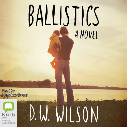 Ballistics audiobook cover art
