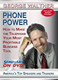 Phone Power - How to Make the Telephone Your Most Powerful Business Tool - Inside Sales and Telemarketing DVD...