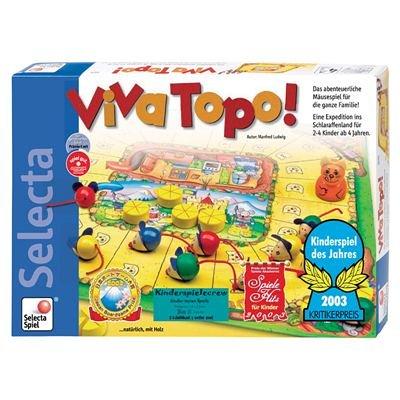 Viva Topo! Kinderspiel des Jahres 2003