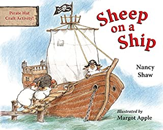 Sheep on a Ship board book (Sheep in a Jeep)
