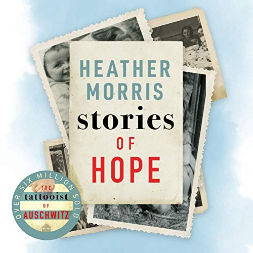 Stories of Hope audiobook cover art