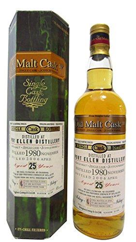 Port Ellen (silent) - Old Malt Cask - 1980 25 year old Whisky