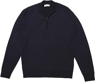 JOHN SMEDLEY ジョンスメドレー ハーフジップ セーター/ハイネックセーター/BARROW バロー 30ゲージ メンズ [並行輸入品]