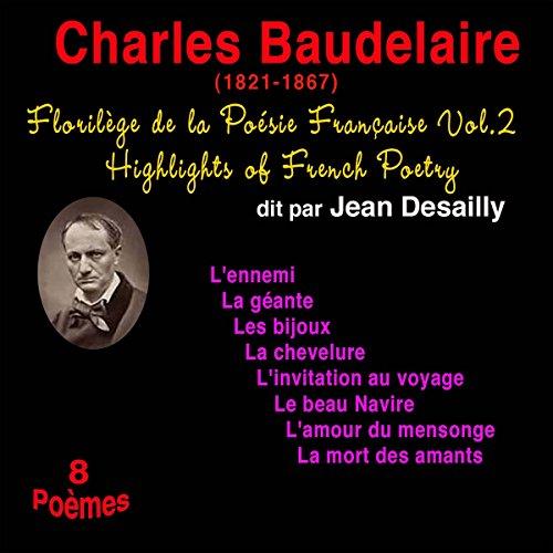 Couverture de Charles Beaudelaire