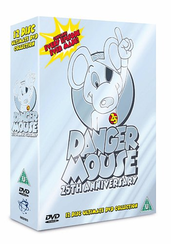 Photo of Dangermouse – 25th Anniversary Box Set (12 Disc Ultimate Collection) [DVD] [1981]