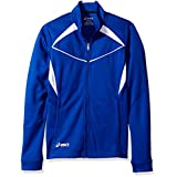 ASICS Jr Cali Jacket, Royal/White, Large
