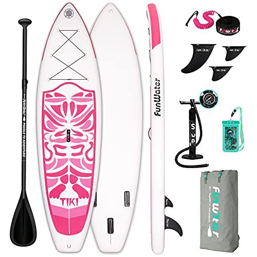 Tuxedo Sailor Planche de Surf Stand Up Paddle Board Gonflable Ultra Léger Accessoires Complets...