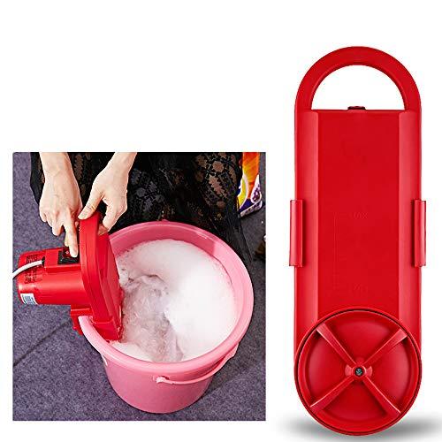 STHfficial Mini Tragbare Waschmaschine Elektrische Kleidung Waschen Reinigungsgerät Studentenwohnheim Miete Zimmer Haushalt 110V / 220V,220V