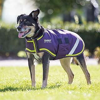 Waterproof Dog Coat XX-Small Orange