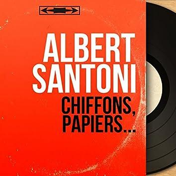 Chiffons, papiers... (feat. André Grassi et son orchestre) [Mono Version]