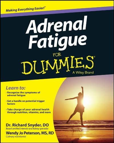 Adrenal Fatigue For Dummies product image