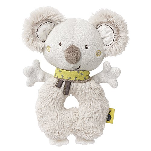 Fehn 064049 Ring-Greifling Koala, Australia, grau