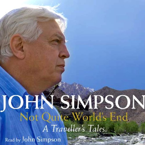 Not Quite World's End audiobook cover art