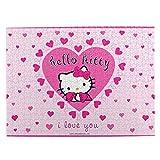EXking Madera Puzzles Hello Kitty Madera Puzzles Juegos Rompecabezas Familiar Rompecabezas, Actividad contra el aburrimiento, Rompecabezas y niñas Regalos Juego de Rompecabezas desafiante