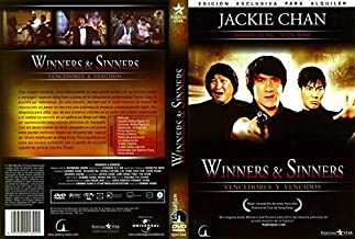 WINNERS & SINNERS DVD