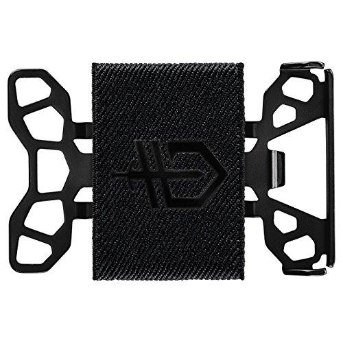Gerber Gear 30-001492N Barbill Mens Minimalist Wallet, Black